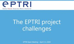 The EPTRI project challenges
