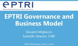 EPTRI governance and business model