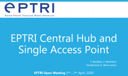 EPTRI Central Hub and Single Access Point