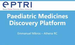 Paediatric Medicines Discovery Platform